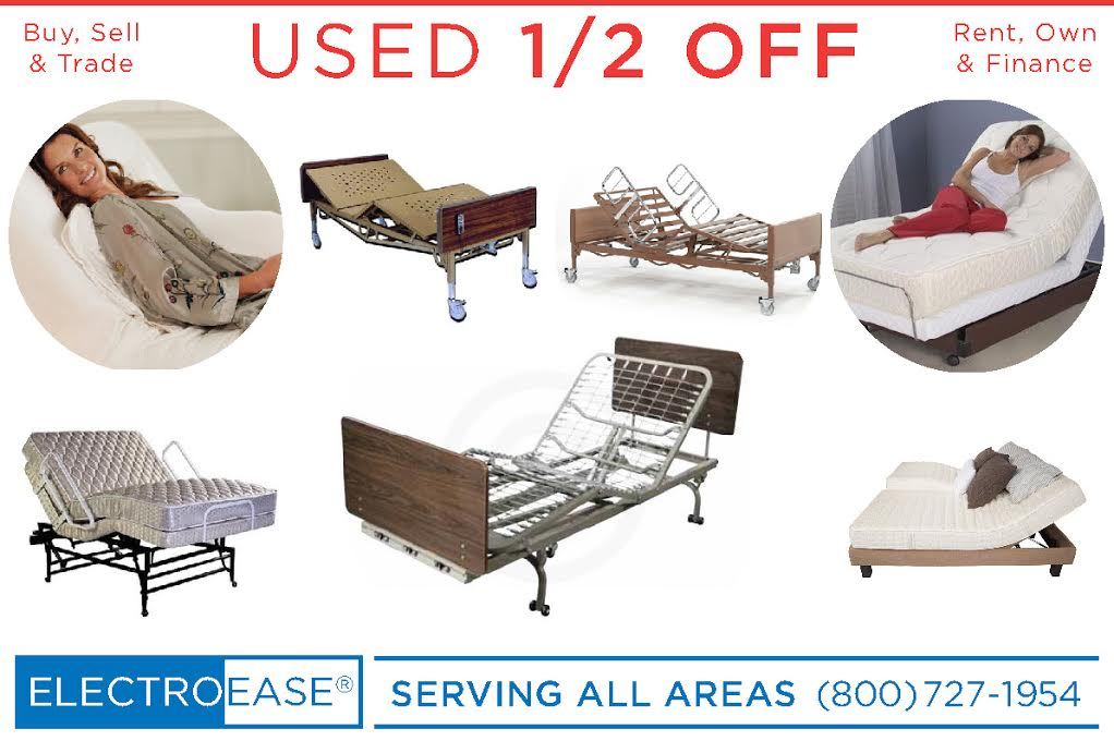 Affordable Used Electric Adjustable Beds Bariatric Bed
